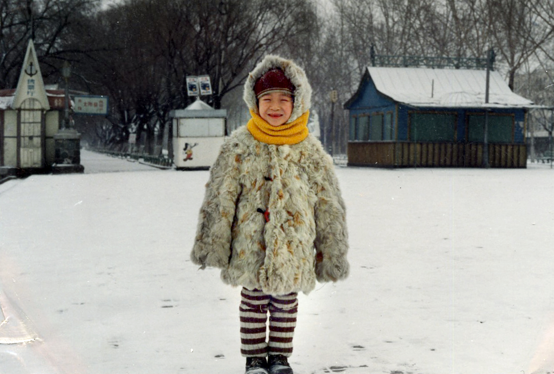 Xmas Without China Alicia Dwyer