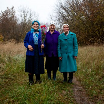 The Babushkas of Chernobyl Holly Morris Anne Bogart