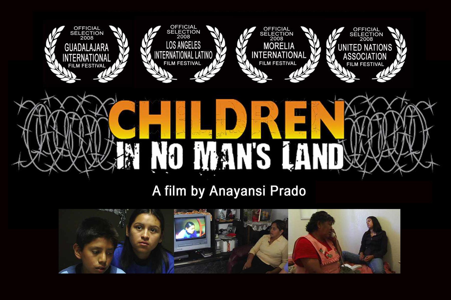 Children In No Man's Land Anayansi Prado