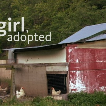 Girl, Adopted Melanie Judd and Susan Motamed