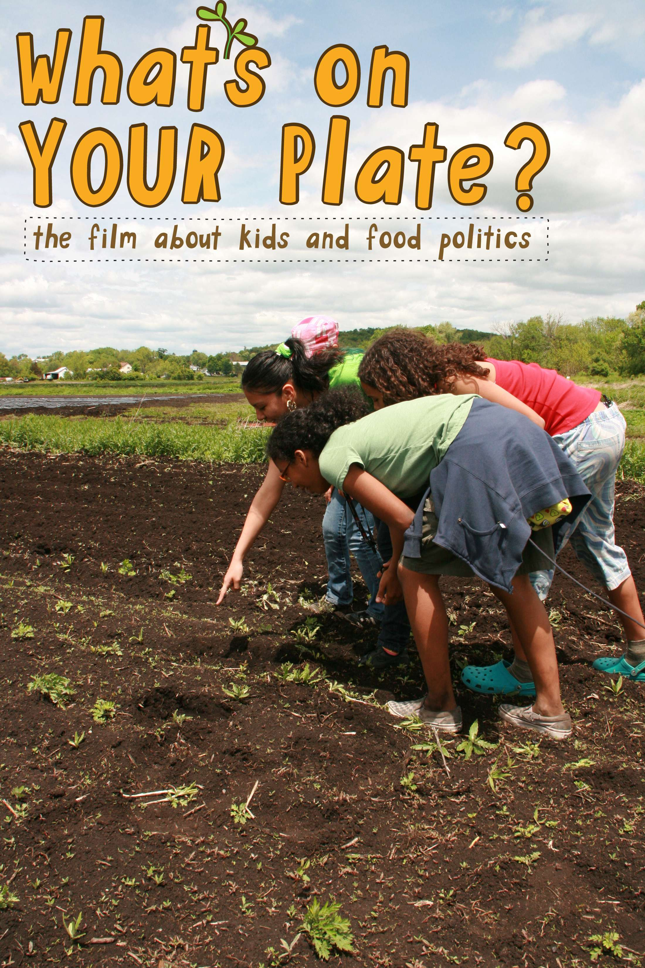 What's on Your Plate? Catherine Gund