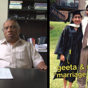 Meet the Patels Geeta Patel Ravi Patel