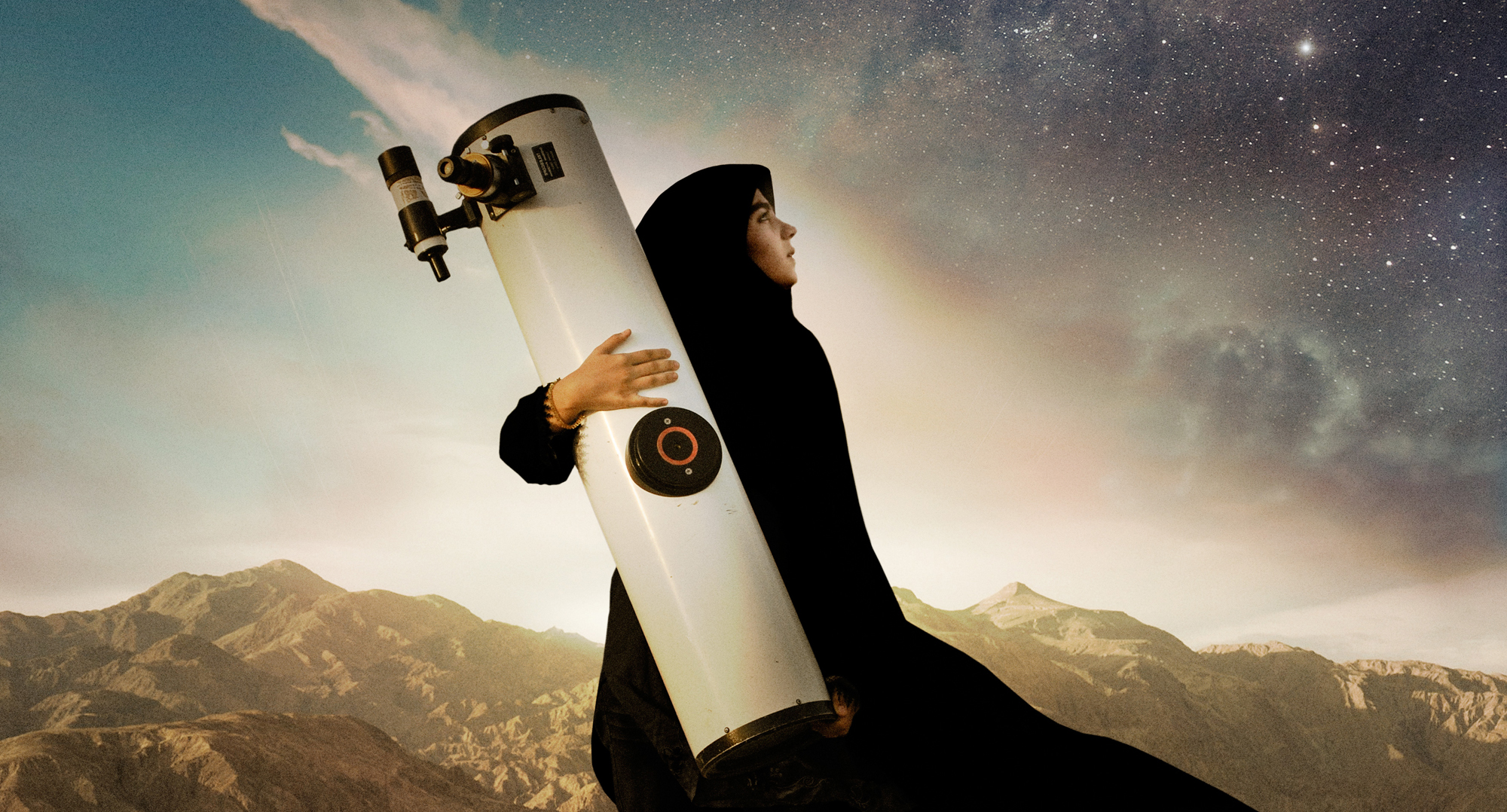 Sepideh - Reaching For The Stars Berit Madsen