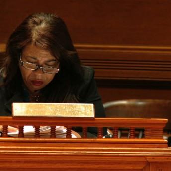 Councilwoman Margo Guernsey