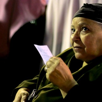 The Vote Hanan Abdalla Cressida Trew