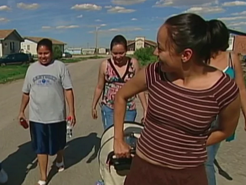 Bad-Ass Women Make History On A Native American Reservation