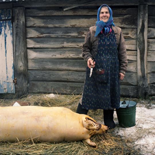 The Babushkas of Chernobyl Holly Morris Anne Bogart