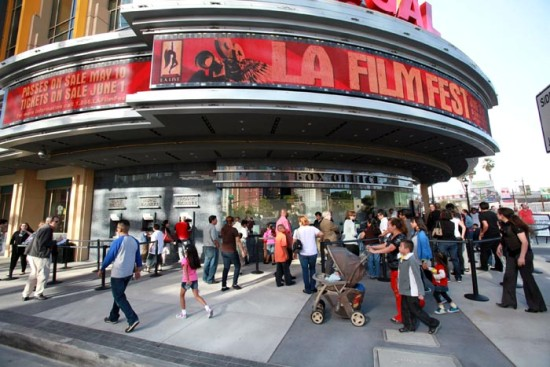 LA Film Festival's LA MUSE showcase