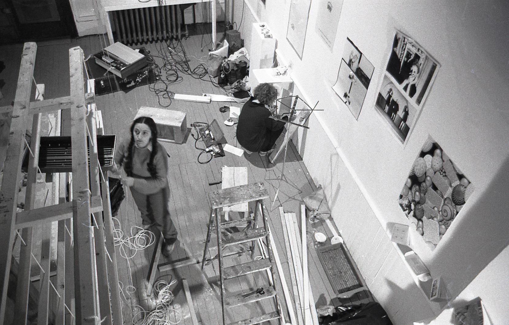 ! Women Art Revolution Lynn Hershman Leeson