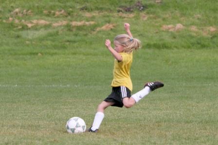 Kick Like A Girl Jenny Mackenzie