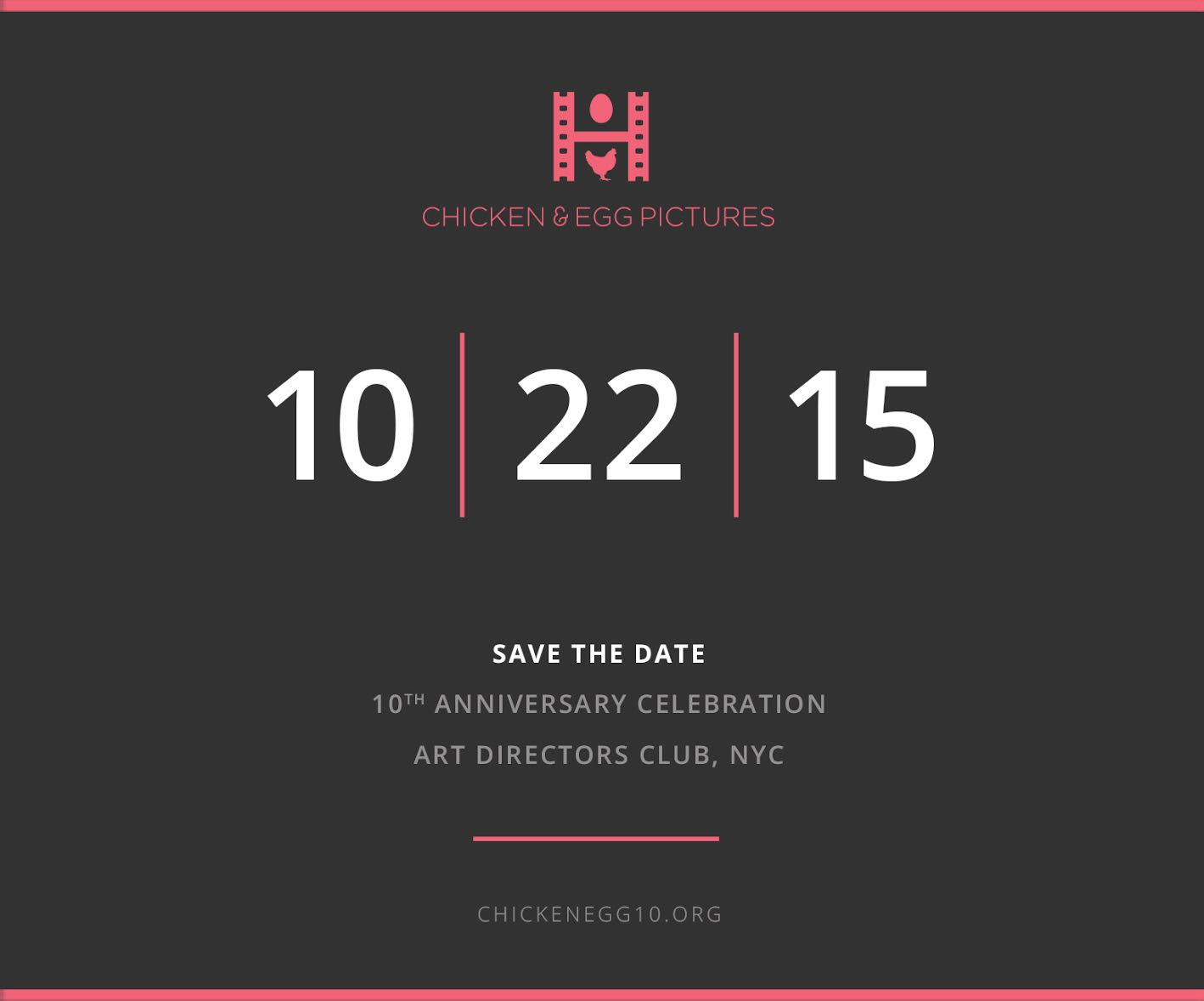 Save the Date Archives - Chicken & Egg Pictures
