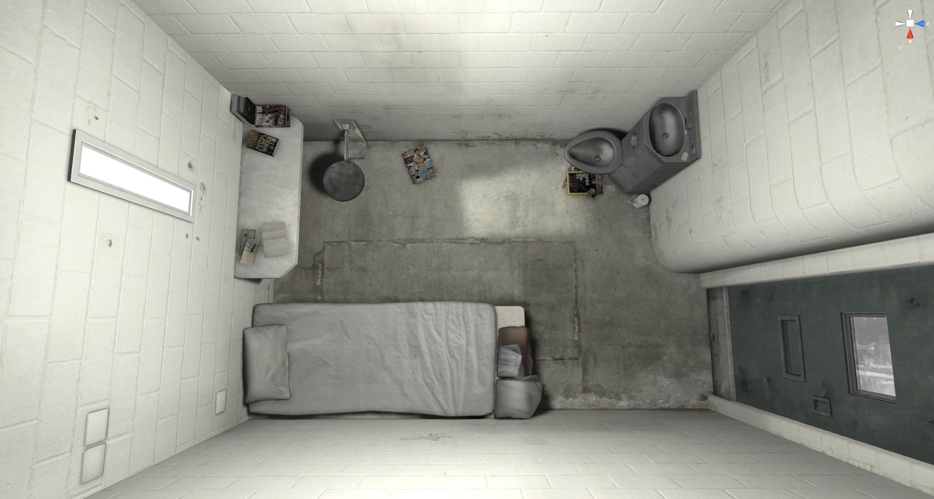 Lindsay Poulton Francesca Panetta 6X9: An Immersive Experience of Solitary Confinement Impact & Innovation Initiative