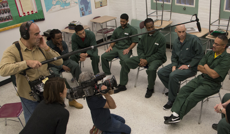 Lynn Novick College Behind Bars: The Bard Prison Initiative