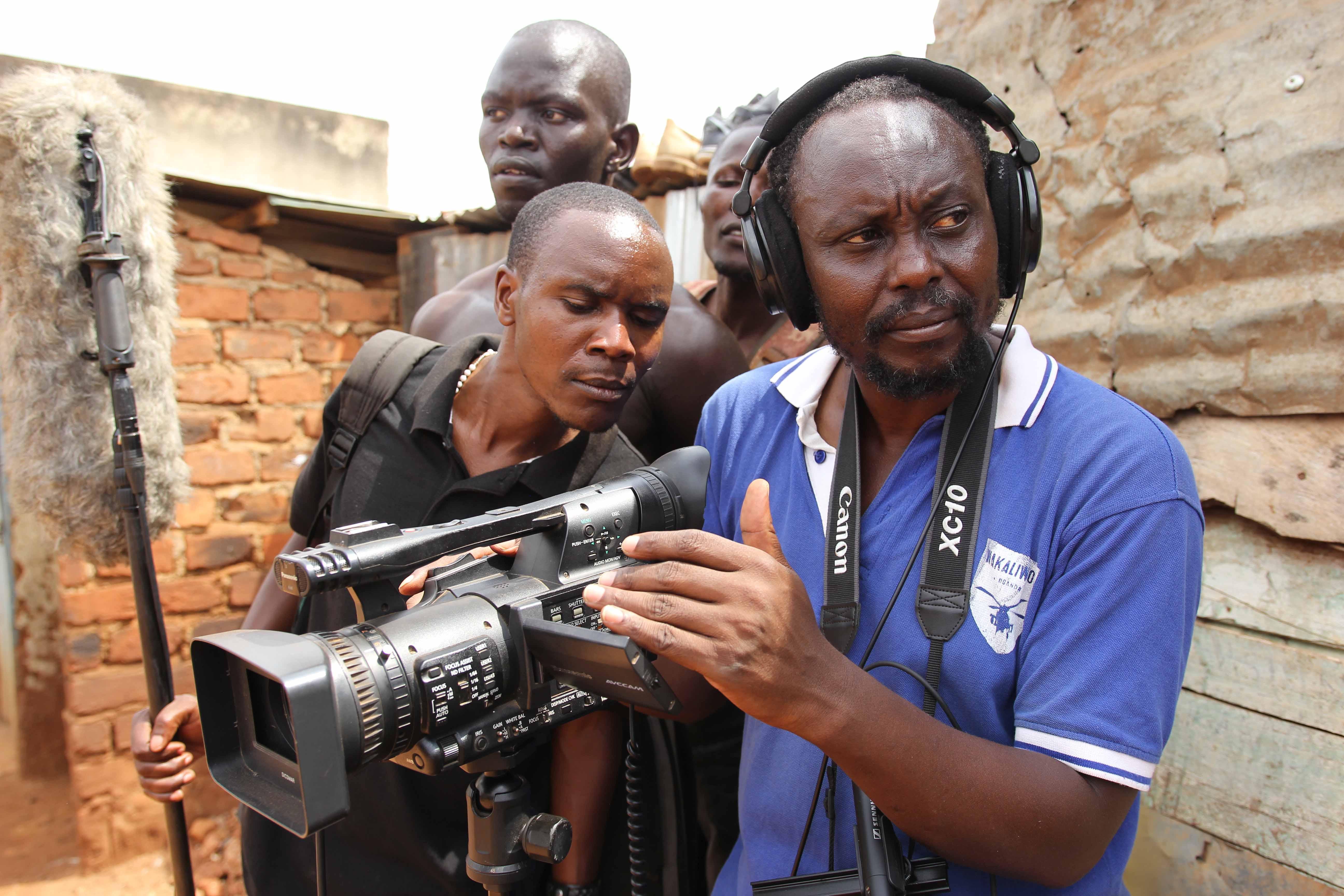 2017 Accelerator Lab Cathryne Czubek Hugo Perez Lights Camera Uganda