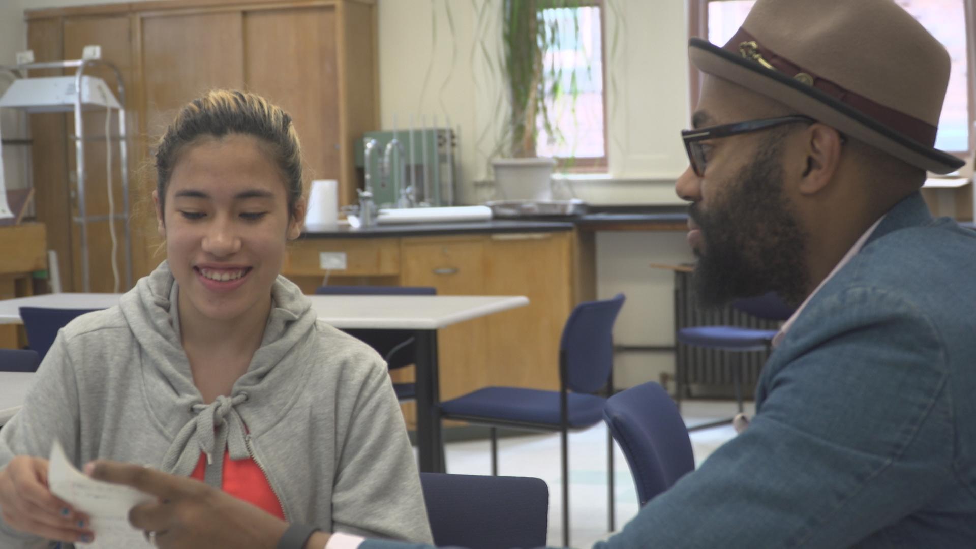 2017 Accelerator Lab Chelsi Bullard Kids Can Spit