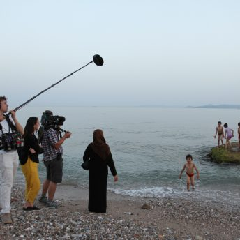 Syrian Familes Film Megan Mylan
