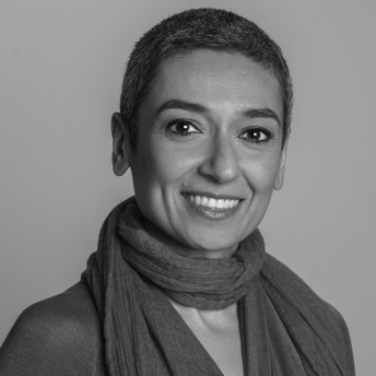 Zainab Salbi joins Chicken & Egg Pictures team of Eggsperts