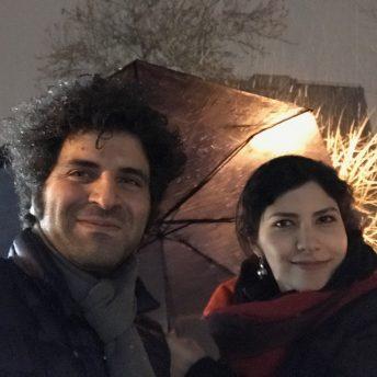 Sara: A Fearless Dream Sara Khaki Mohammad Reza Eyni (Egg)celerator Lab 2019