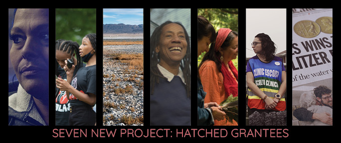 Project: Hatched 2021 grantees